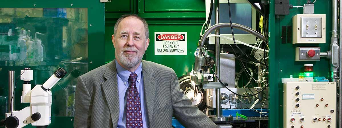 Graham Fleming. Photo by Roy Kaltschmidt, Berkeley Lab.