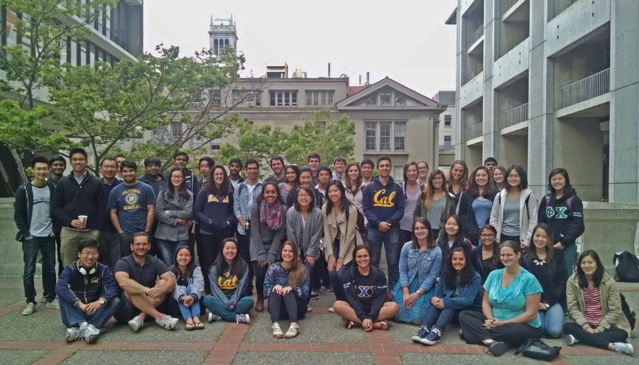 Teacher-Scholars group photo, 2015
