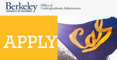 Apply to Cal