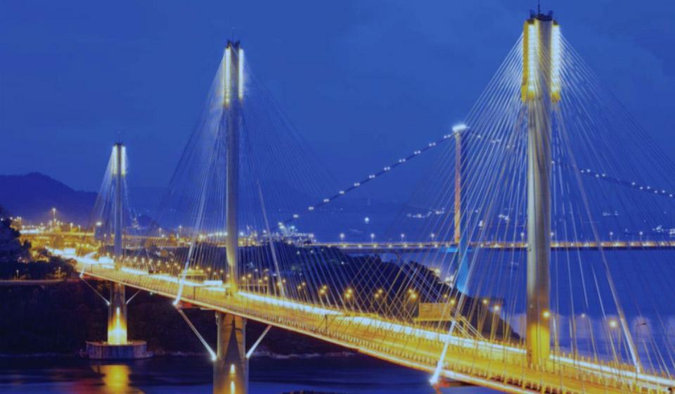 Highway bridge in China by Cozyta