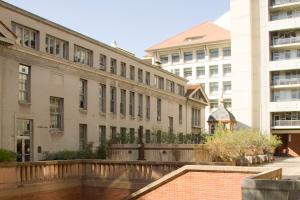 Chemistry plaza