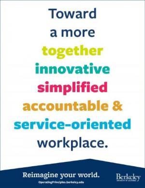UCB Operating Principles