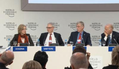 World Economic Forum panel
