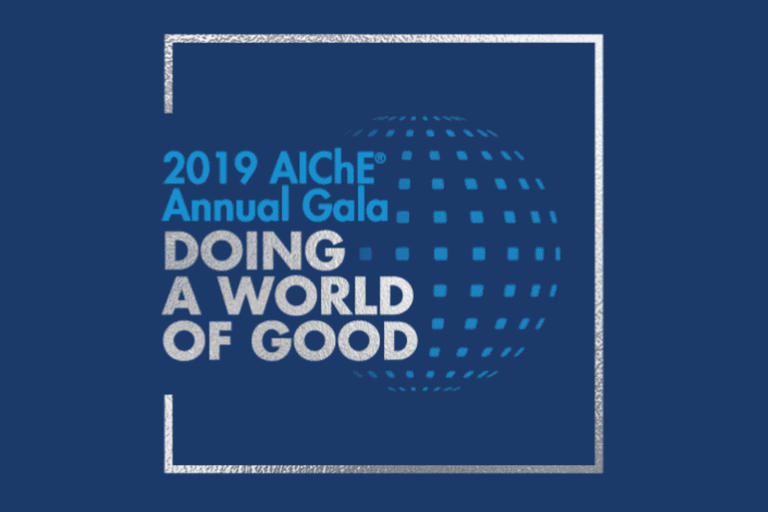 AIChe Doing the World Good Gala event