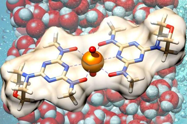 researchers demonstrate a more efficient method for recovering uranium from seawater