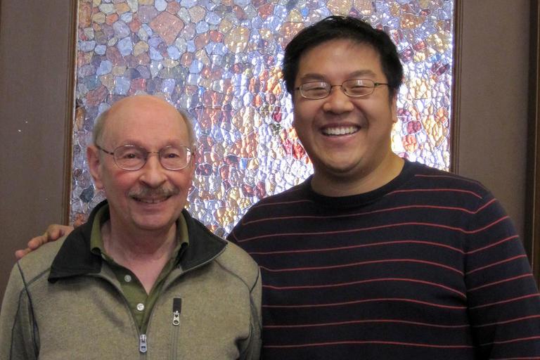 Stephen Leone and Norman Yao, UC Berkeley