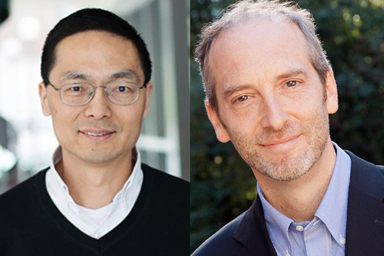 Huimin Zhao and John Hartwig