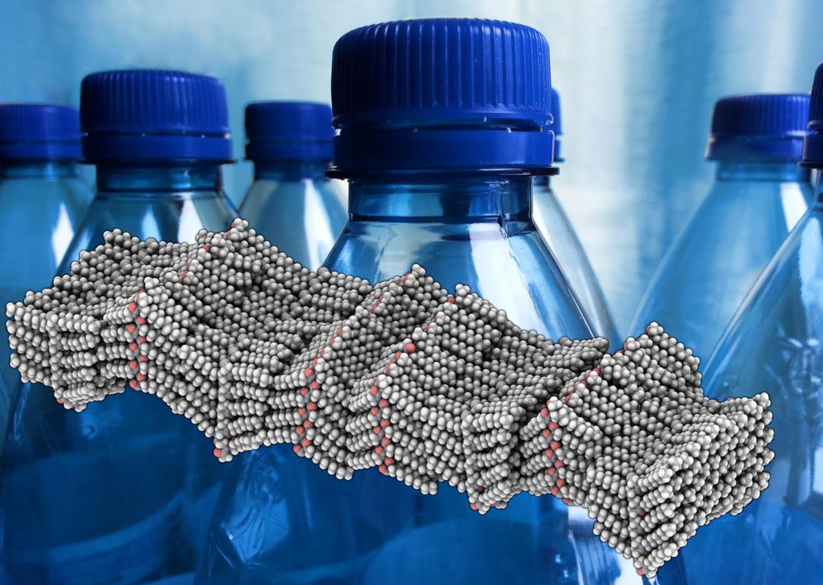 Polymer molecular structure