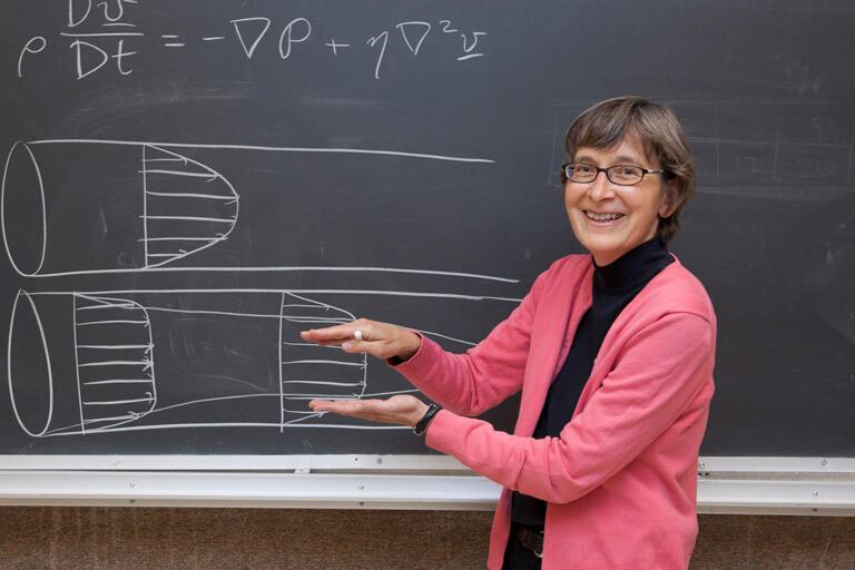 Susan Muller Professor of Chemical & Biomolecular Engineering