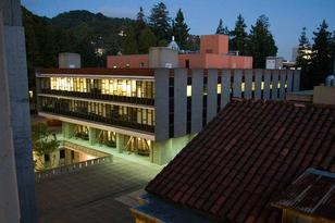 chemistry complex at night