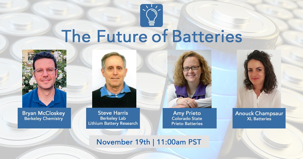 The Future of Batteries