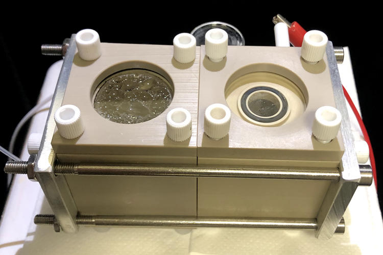 Biohybridreactor