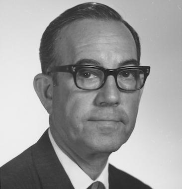 Gerald Eyre Kirkwood Branch Portrait