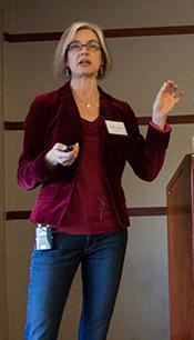 Berkeley professor Jennifer Doudna