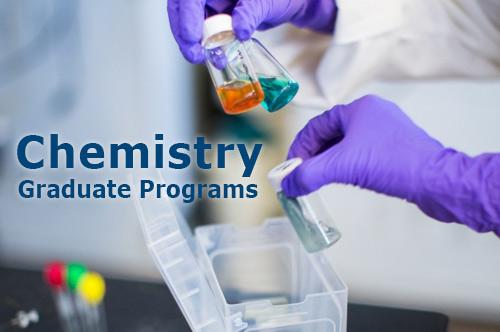 Chemistry Graduate Programs