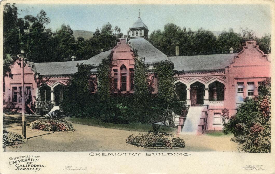 Chem original building