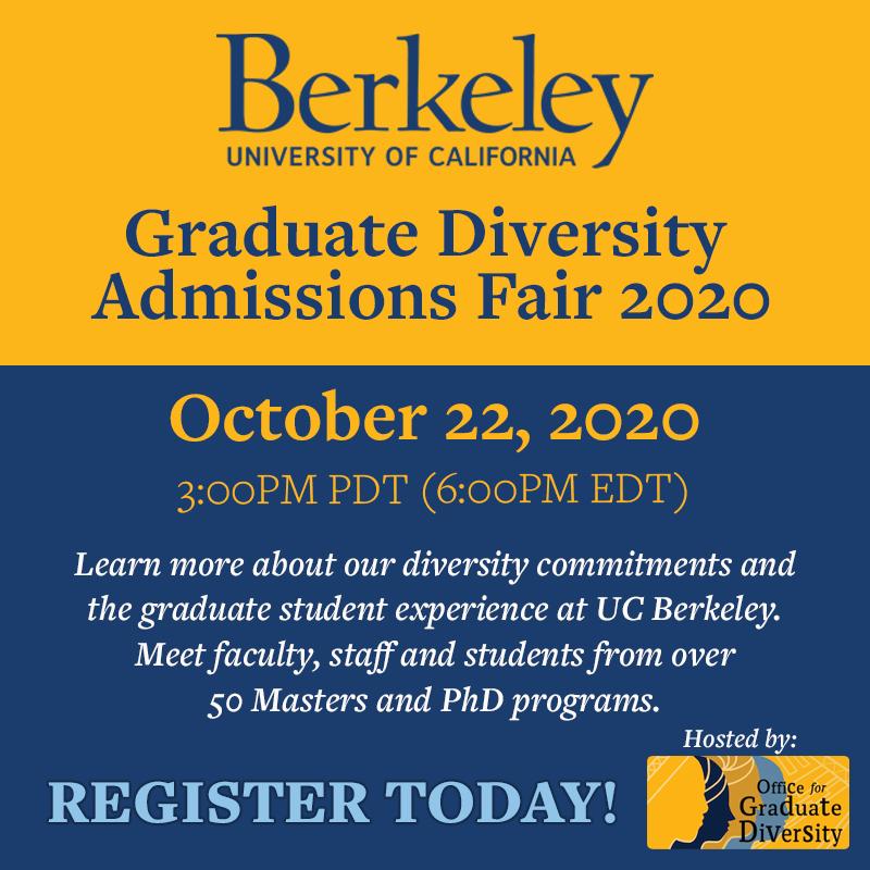 Grad Diversity Fair 2020