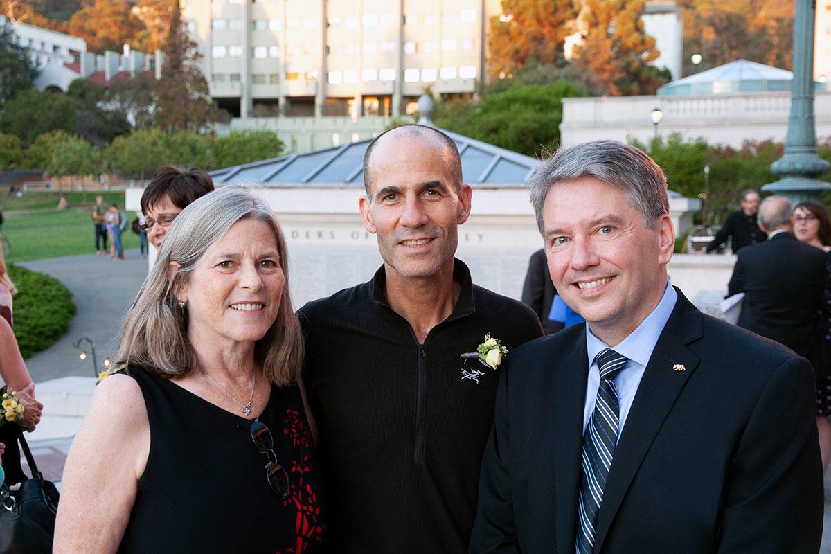 Doug Clark, Terry Rosen, Tori Rosen