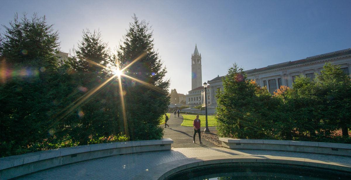 UC Berkeley Campanile. Photo by Leigh Moyer.