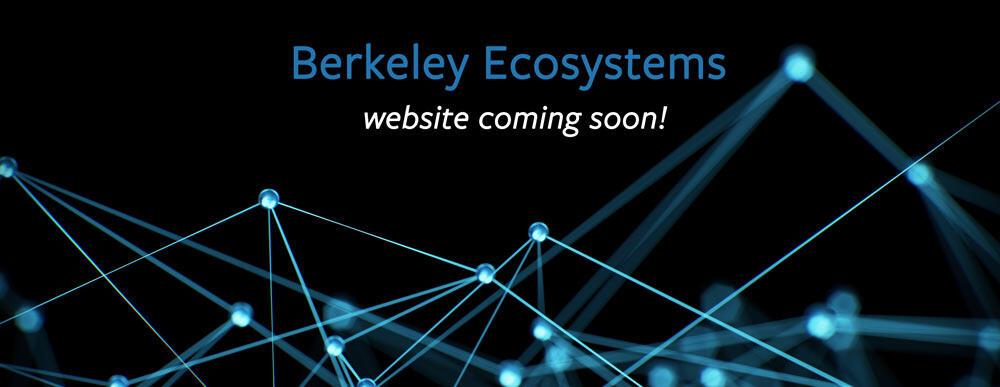 Berkeley Ecosystems Website Coming Soon