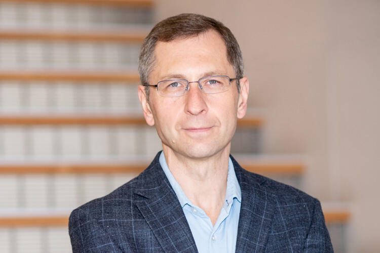 Fyodor Urnov, IGI's scientific director of technology and translation