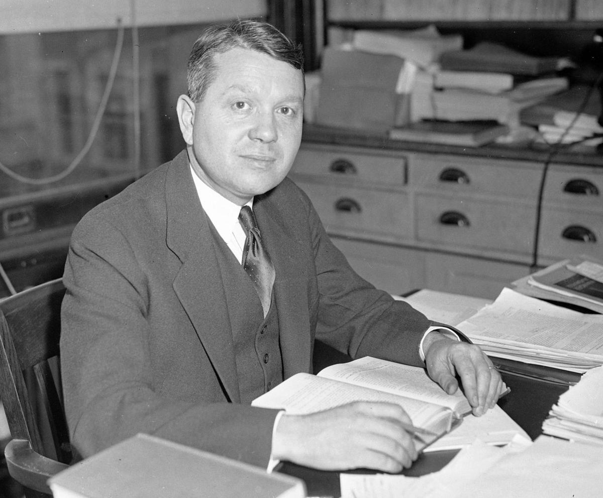 Harold Urey, 1940s