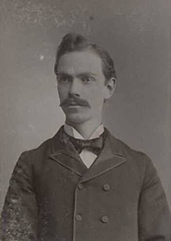 Henry Biddle, 1896