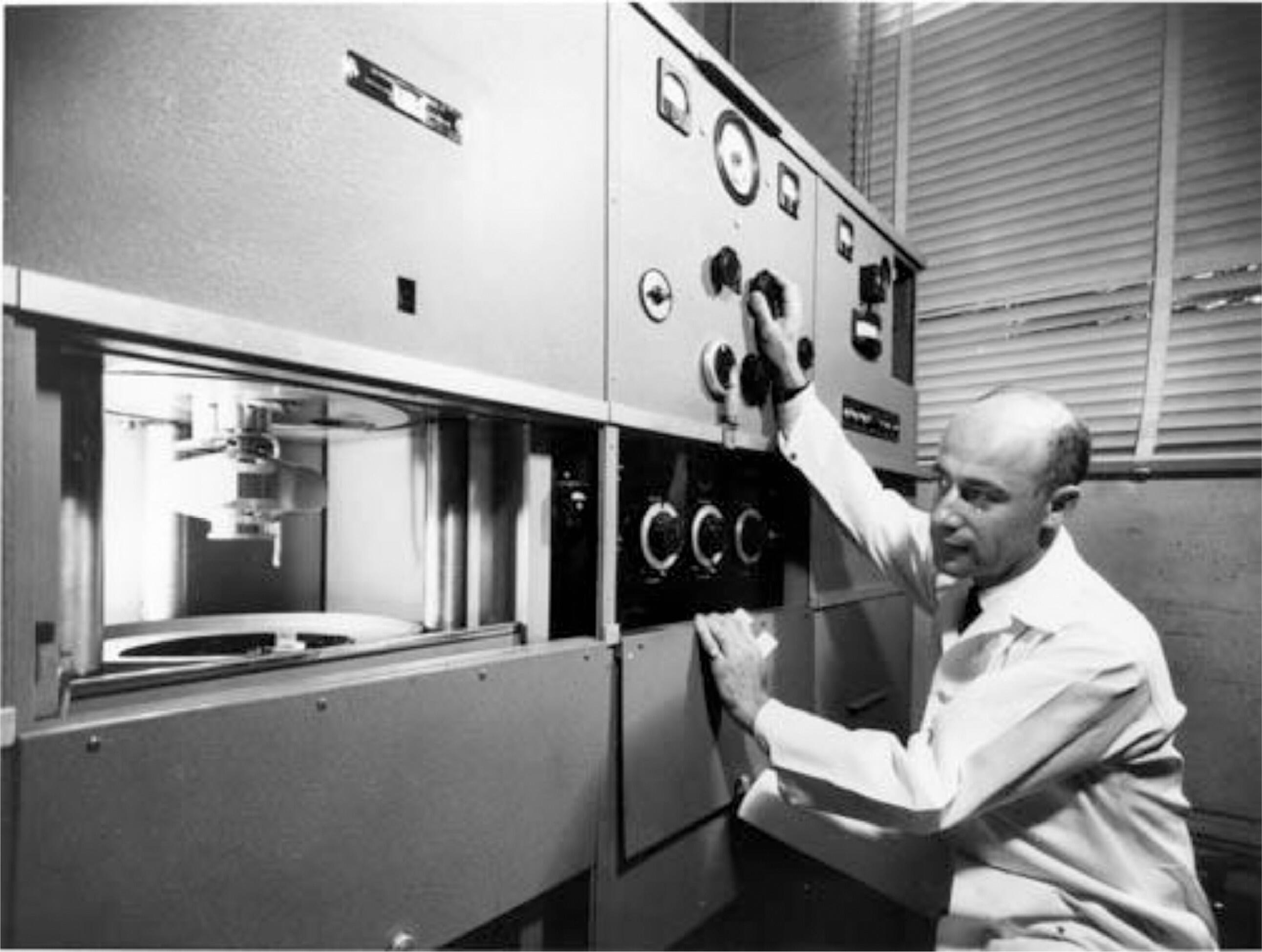 John Gofman at Berkeley Lab
