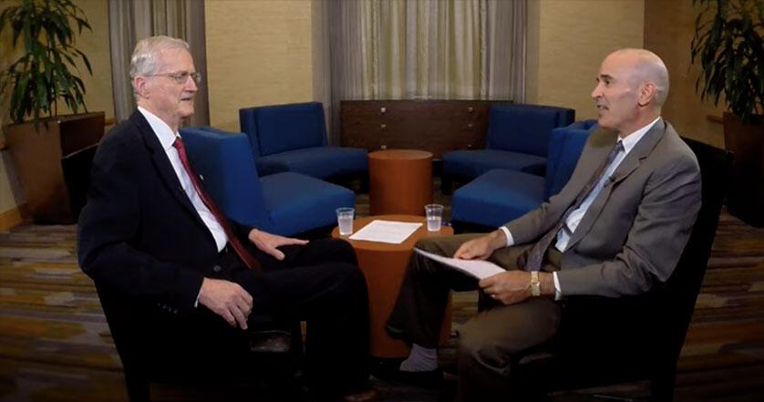 John S. Newman interview