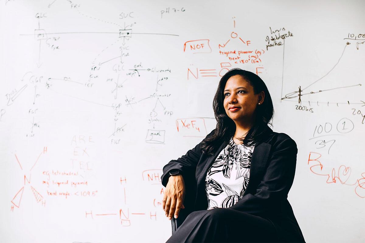 Professor of Chemical Engineering Kristala Jones Prather