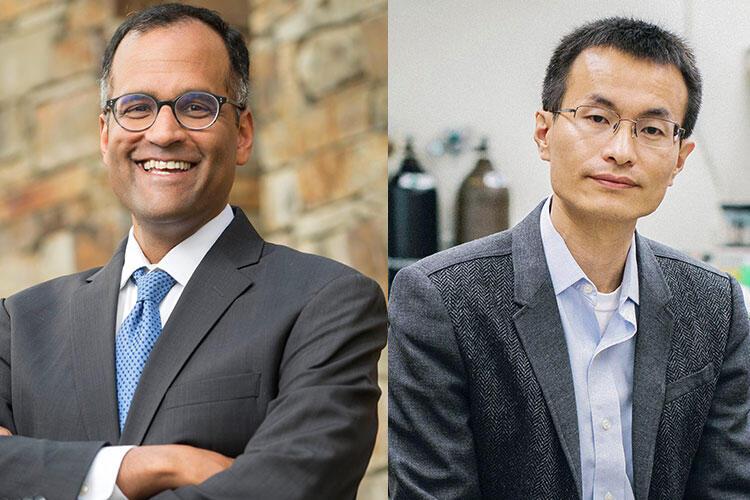 Sanjay Kurmar and Peidong Yang