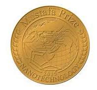 Mustafa Prize medal