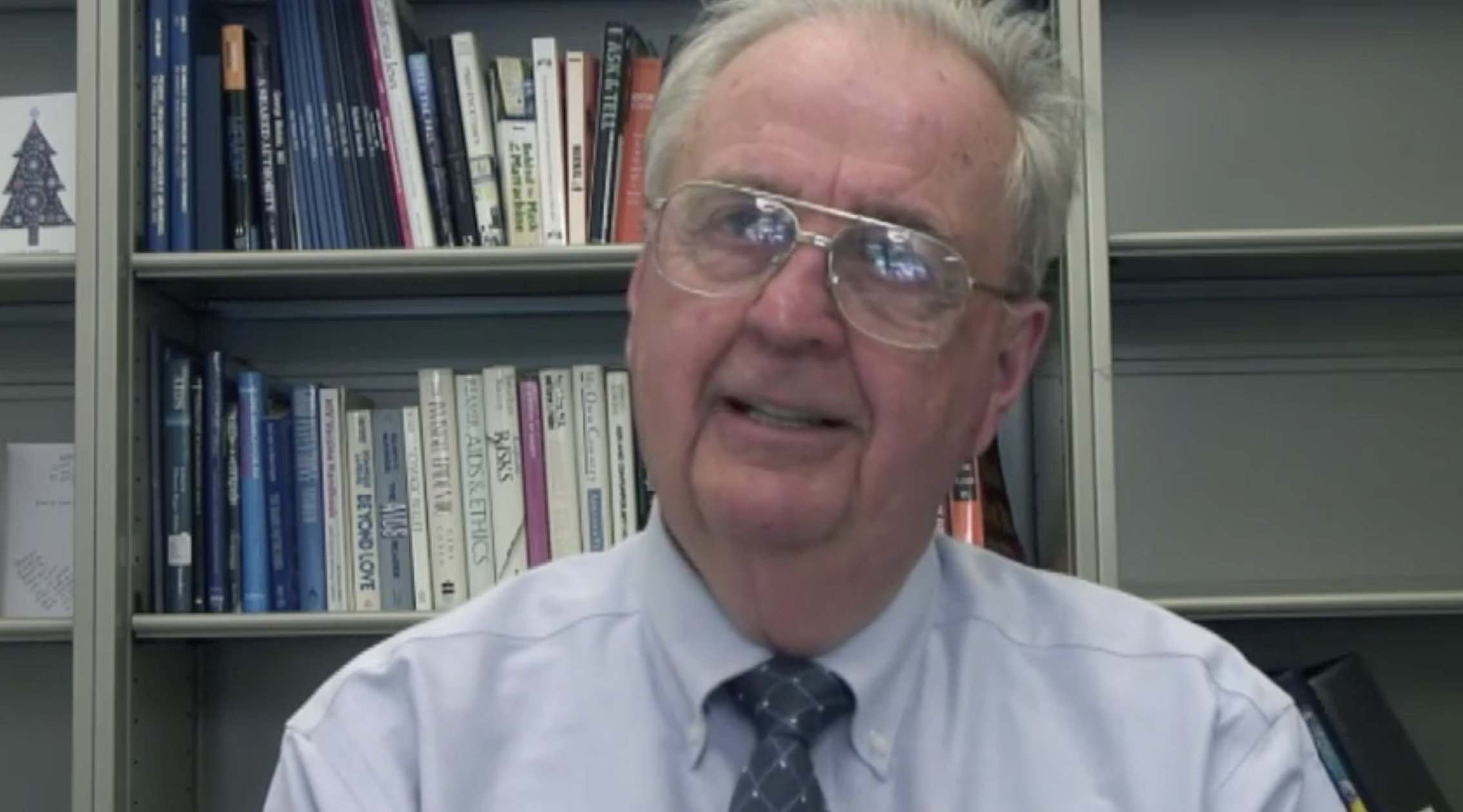 Oral history of Joseph Cerny at LBL