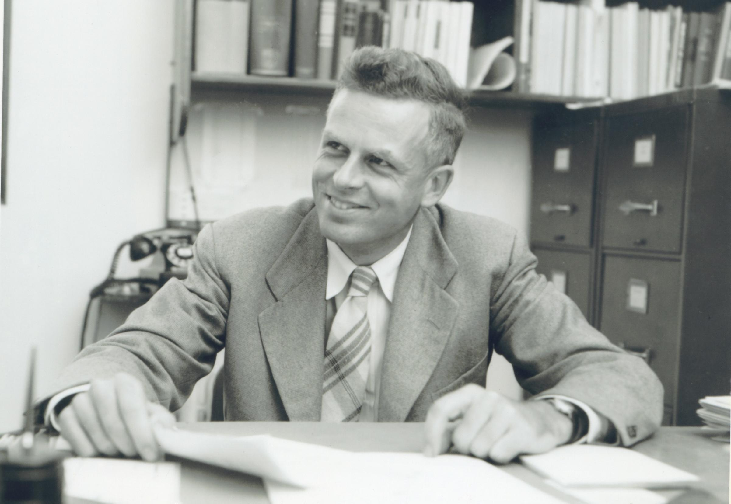 Kenneth Sanborn Pitzer