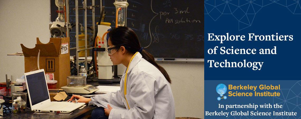 SciTech Program in partnership with Berkeley Global Science Institute