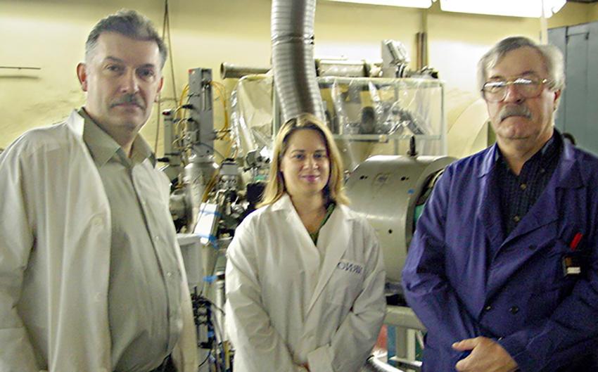 Dawn Shaughnessy, Russian scientists
