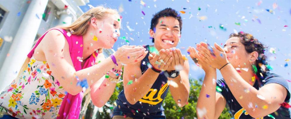 UC Berkeley students
