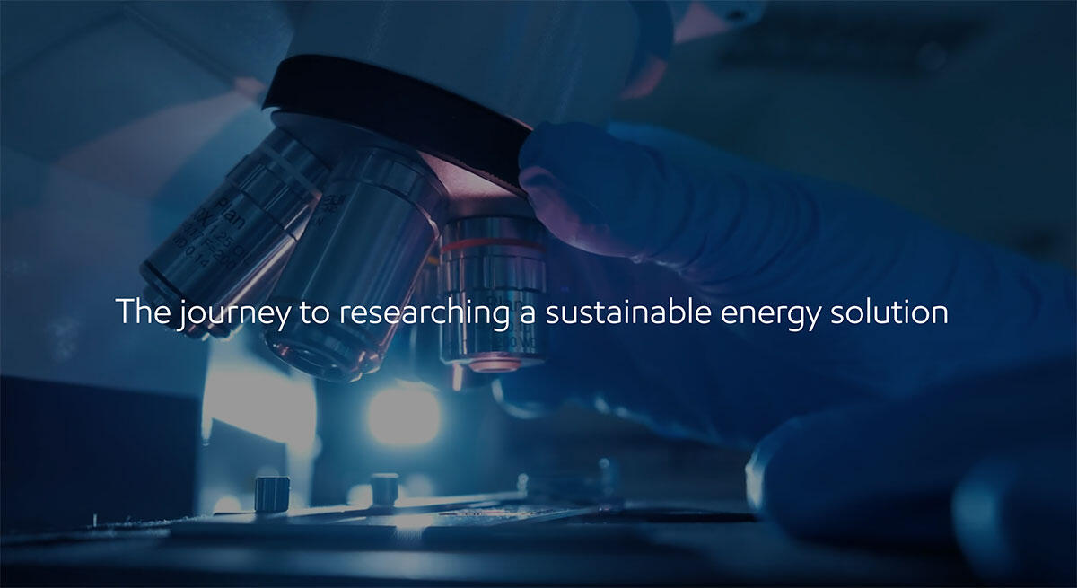 Researching the development of a sustainable energy future