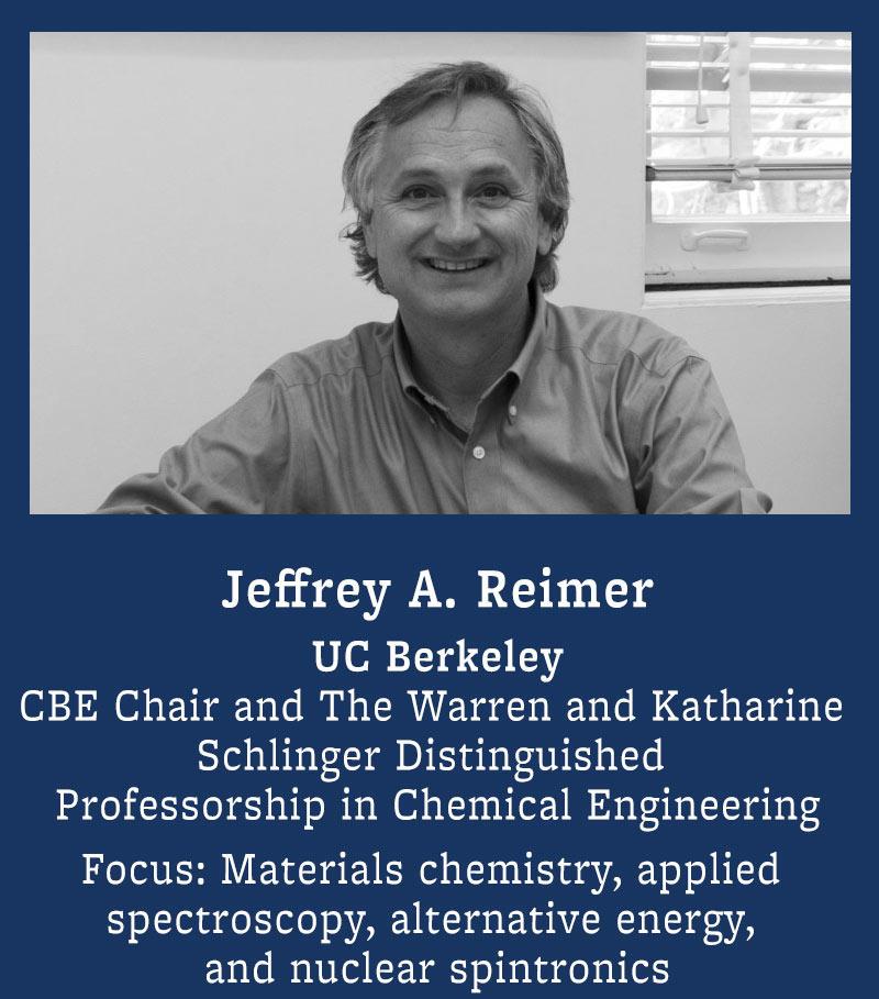 CBE Chair Jeff Reimer