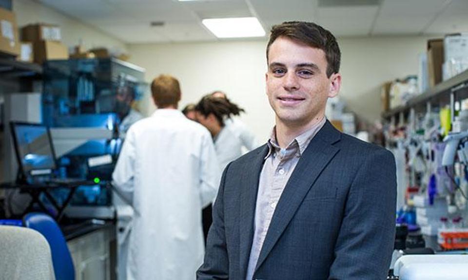 Trevor Martin, Mammoth Biosciences