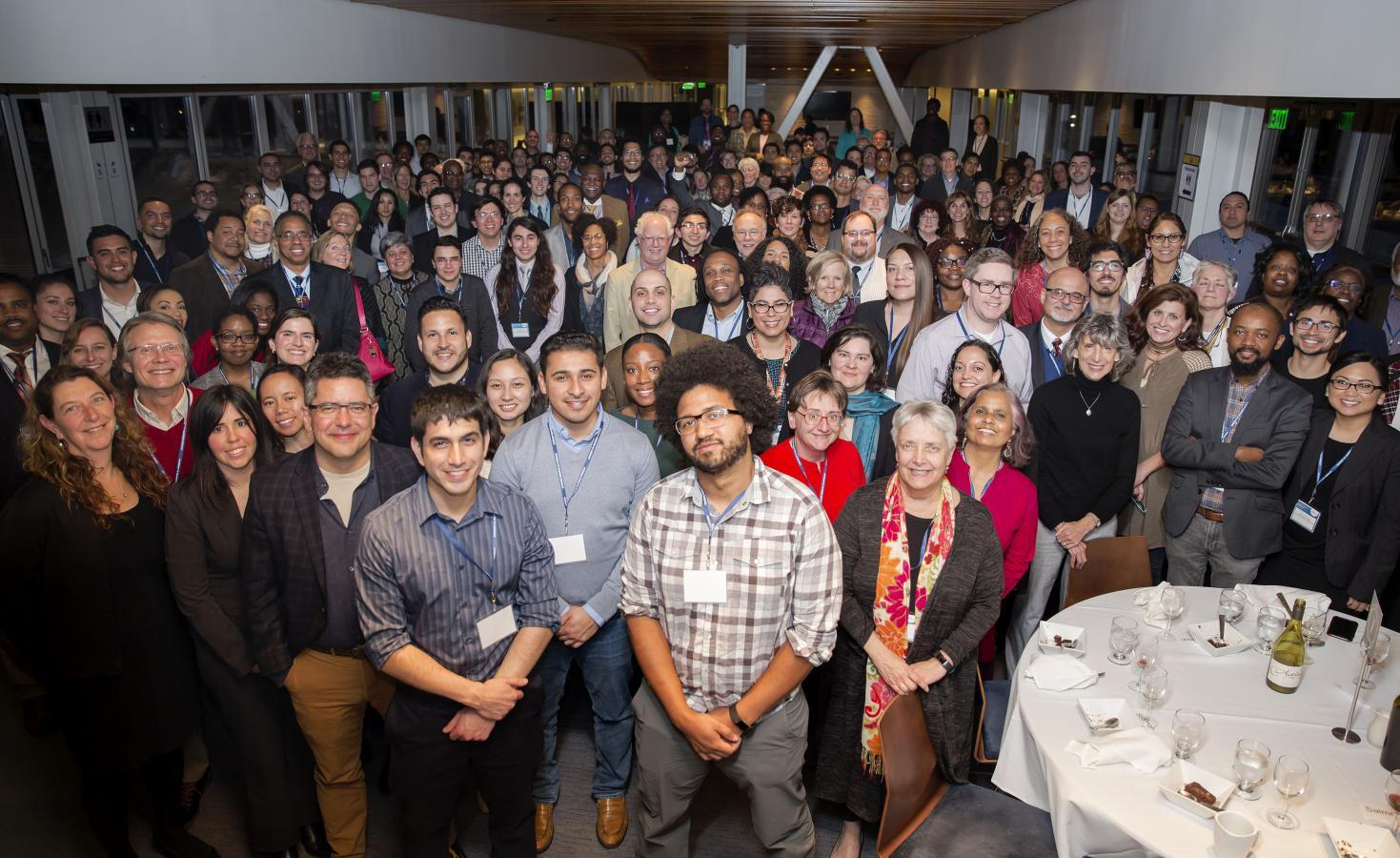Attendees of the 2018 UC Berkeley led Research Alliance conference