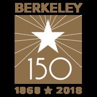 Berkeley 150 logo