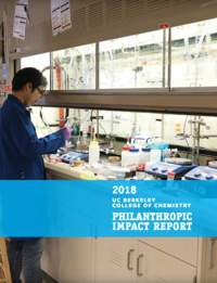 Philanthropic Impact Report 2018 Cover Page