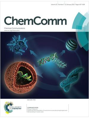 Chemistry Communication cover