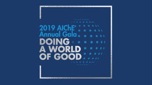 AIChE Gala graphic