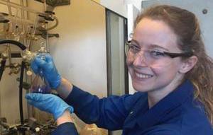 Alexandra Brown receives Hertz Foundation Fellowship