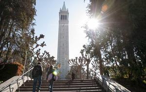 Campanile, Berkeley campus