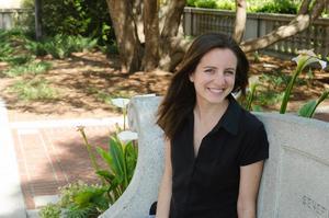 Berkeley alumna Mercedes Taylor