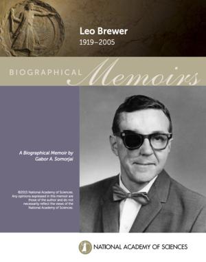 Leo Brewer