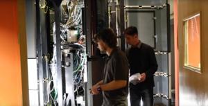 Staff scientists at Berkeley Lab